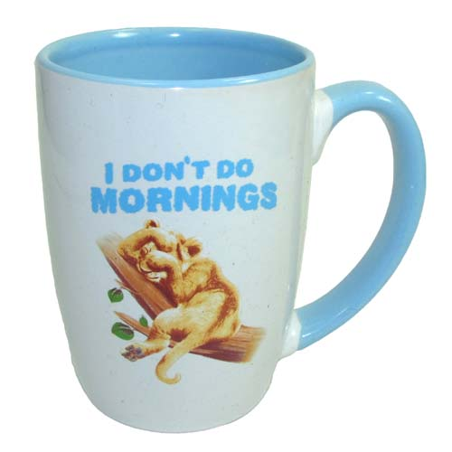 Disney Coffee Cup - Mornings Simba