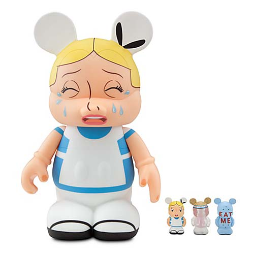 Disney Vinylmation 9 Quot Figure Alice In Wonderland Alice