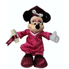 Disney Plush - Minnie Mouse - Graduation - Class of 2012