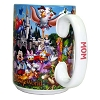 Disney Coffee Cup Mug - Storybook Attractions - Mom