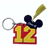 Disney Key Chain Ring - Class of 2012