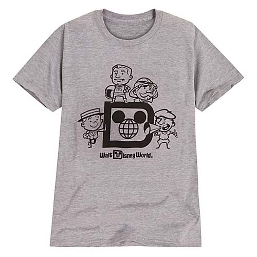 Disney Adult Shirt - Character Cast Member Tee