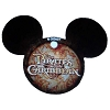 Disney Engraved ID Tag - Pirates of the Caribbean - Mickey Icon