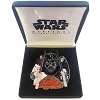 Disney Star Wars Weekend 2012 Darth Vader through the Years Jumbo Pin