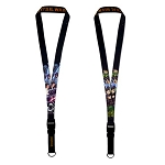 Disney Reversible Lanyard - Star Wars Mickey Mouse and Pals
