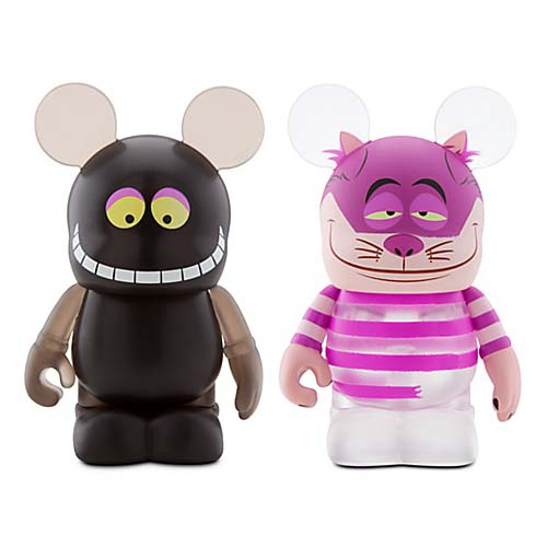 Disney vinylmation Figure - Alice in Wonderland - Cheshire Cat Figures