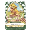 Disney Sorcerers of Magic Kingdom Cards - Simba