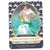 Disney Sorcerers of Magic Kingdom Cards - King Triton