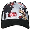 Disney Baseball Cap - Star Wars Weekends 2012 Logo CHILD BLACK