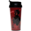 Disney Thermal Mug - Star Wars Weekends 2012 Darth Maul Donald Duck