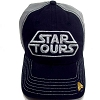Disney Baseball Cap - Logo Star Tours Adjustable Hat