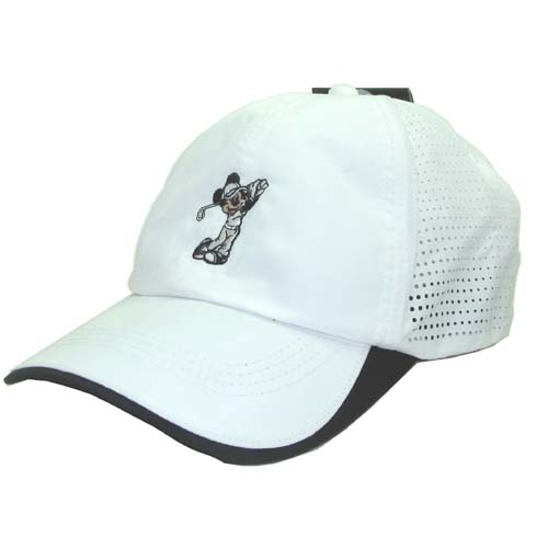 Add to My Lists. Disney Nike Hat - Baseball Cap - Golfing Mickey White ef176f2e6a8