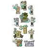 Disney Mystery Pins - The Haunted Mansion Graveyard - Choice