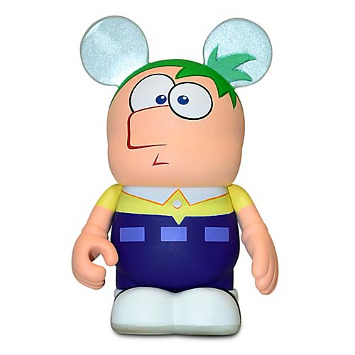 Disney vinylmation Figure - Phineas and Ferb - Ferb Fletcher