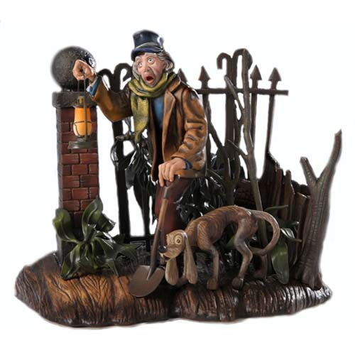 Your wdw store disney classics collection haunted for Jim s dog house