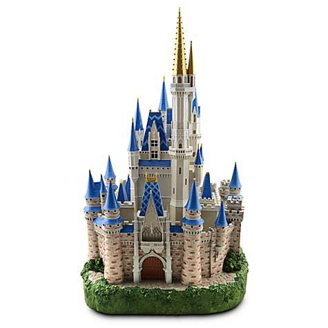 Disney Big Figure Statue Walt Disney World Cinderella Castle