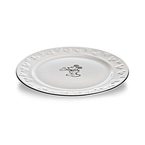 Add to Wish List  sc 1 st  Your WDW Store & Your WDW Store - Disney Dessert Plate - Gourmet Mickey Mouse Icon ...