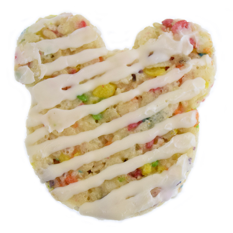 Disney Minnie's Bake Shop - Mickey Rice Crispy Treat - Fruity