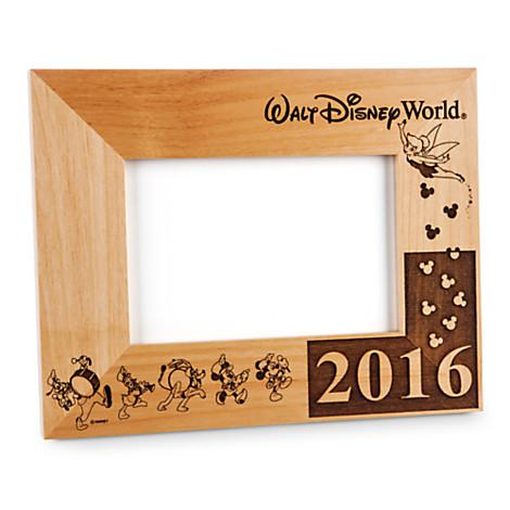 Disney Picture Frame - Walt Disney World - by Arribas - 2016 - 4\