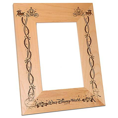 Your Wdw Store Disney Picture Frame Cinderella Wedding By