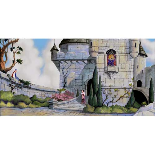 Disney Artist Print - Yakovetic - Once Upon A Time