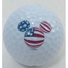 Disney Golf Ball - Mickey Mouse Icon - Americana 1-pk