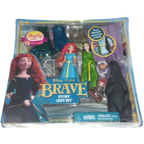 Your Wdw Store Disney Figurine Set Disney Pixar Brave
