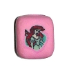 Disney Bead for Bracelet - Pastel Pink with Ariel The Little Mermaid