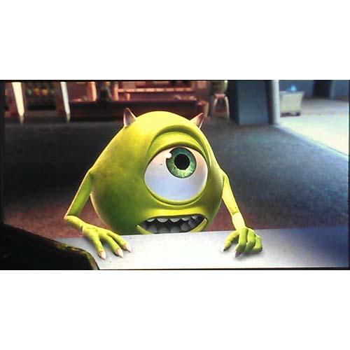 Disney Piece Of Disney Movies Pin Monsters Inc Mike Wazowski