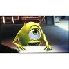 Disney Piece of Disney Movies Pin - Monsters Inc - Mike Wazowski