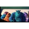 Disney Piece of Disney Movies Pin - Monsters Inc -  Sulley and Monster