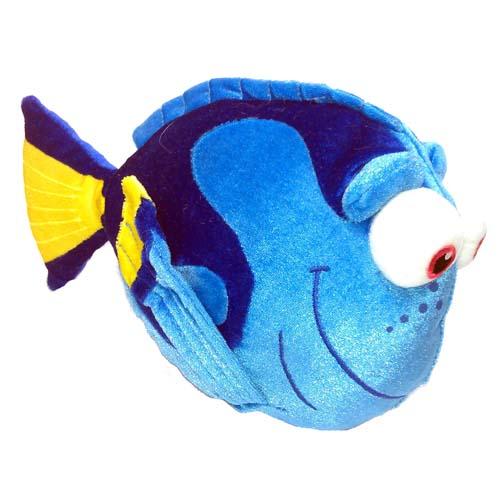 Disney Plush Finding Nemo Dory Plush 9 L