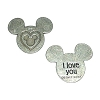 Disney World Pocket Token Coin - Piece of Magic - I Love You