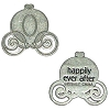 Disney World Pocket Token Coin - Piece of Magic - Happily Ever After