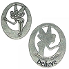 Disney World Pocket Token Coin - Piece of Magic - Tinker Bell Believe