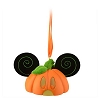 Disney Ears Ornament - Mickey Mouse Halloween Pumpkin - Light-Up