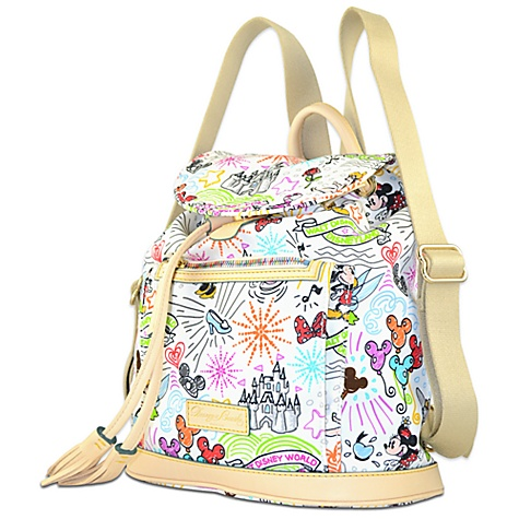 Disney Dooney Bourke Bag Sketch Backpack