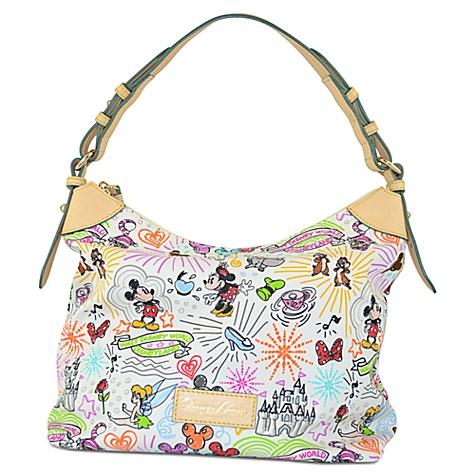 Disney Dooney Bourke Bag Sketch Champsac