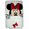 Disney Bath Towel Set - Minnie Mouse - Towel and Wash Cloth