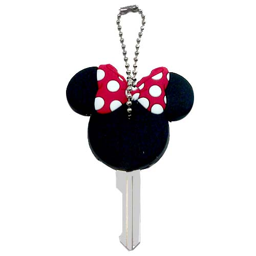 Add to My Lists. Disney Key Cover Keychain Keyring - Minnie Mouse 6ca941c4a