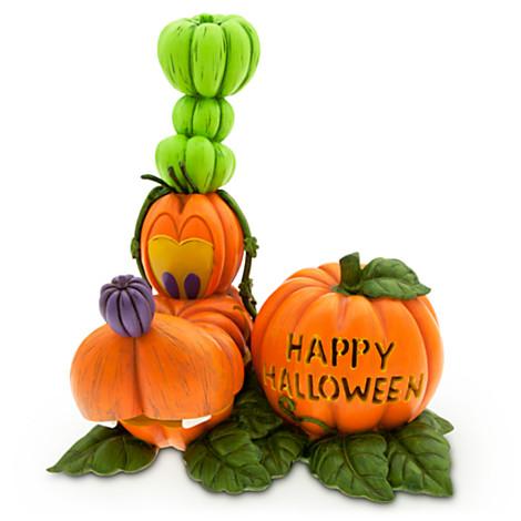 disney medium figure halloween goofy jack olantern limited edition - Goofy Halloween Pictures