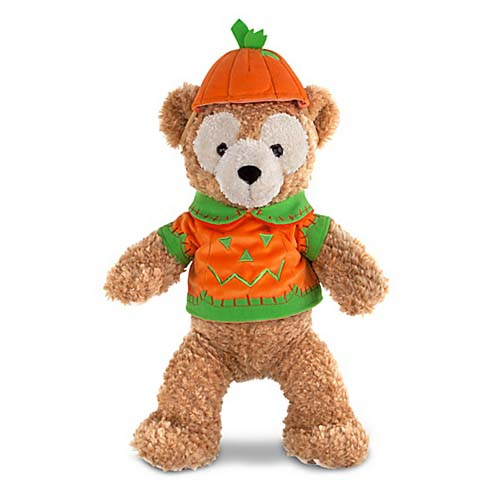 Disney Duffy Bear Clothes - Halloween Pumpkin Costume  sc 1 st  Your WDW Store & Your WDW Store - Disney Duffy Bear Clothes - Halloween Pumpkin Costume