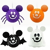Disney Holiday Ornament Set - Halloween Mickey Mouse