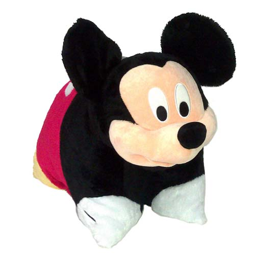 Disney Pillow Pet Mickey Mouse Reverse Pillow Plush 20
