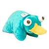 Disney Pillow Pet - Phineas & Ferb Agent P Reverse Pillow Plush 20''