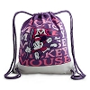 Disney Backpack Bag - Canvas Mascot Mickey Mouse Cinch Bag