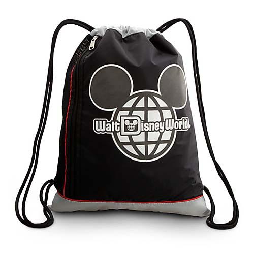 c13a339155f8 Disney Backpack Bag - Walt Disney World Classic Logo Cinch Bag