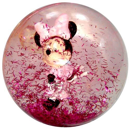 Disney Bouncy Ball - Glitter-Filled Water-Ball - Minnie Mouse d2d9d0fe99
