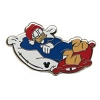 Disney Hidden Mickey Pin - 2012 Series - Characters Sleeping - Donald