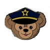 Disney Hidden Mickey Pin - 2012 Series - Duffy Hats - Policeman